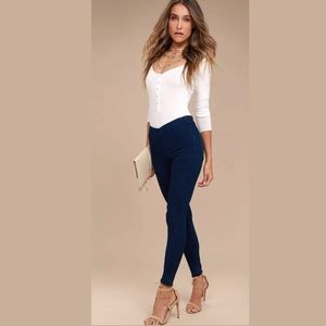 Free People Jean Leggings Size Long NWT
